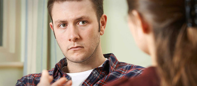 individual addiction counselling session